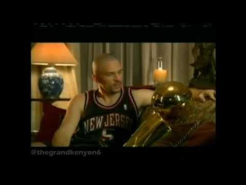 Jason Kidd 2004 NBA Finals commercial