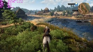 The Witcher 3 PC gameplay at 1080p on ultra settings using a GTX 1060 6GB