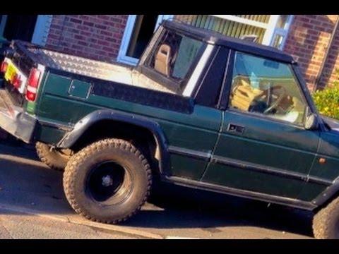 Pickup Buildup - YouTube