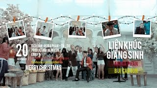LK Giáng Sinh 2015 (EDM Version) | Official MV | Akira Phan ft Bui Caroon