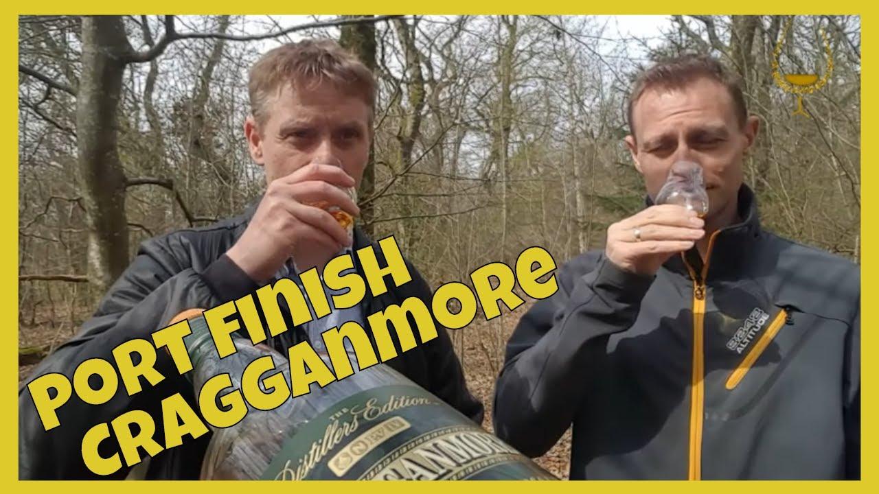 Cragganmore 2001 (bottled 2014) port wood finish distillers.
