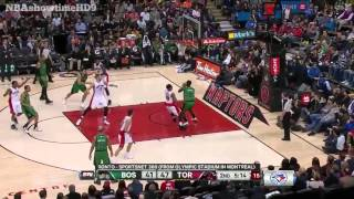Boston Celtics vs Toronto Raptors | March 28, 2014 | Full Game Highlights | NBA 2013-2014 Season
