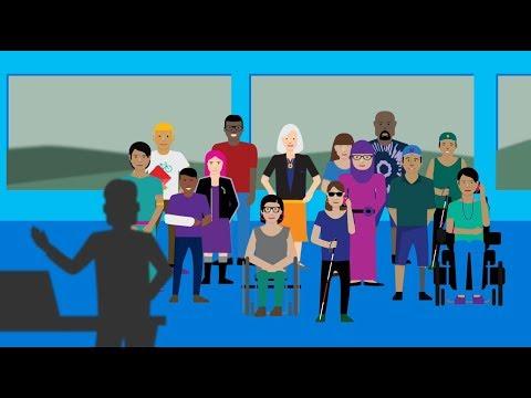 Inclusive Presentation Skills (audio described version)