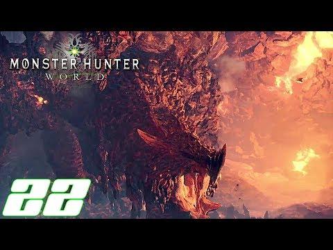 Monster Hunter World Ps4 German #22 Das Ende von Zorah Magdaros thumbnail
