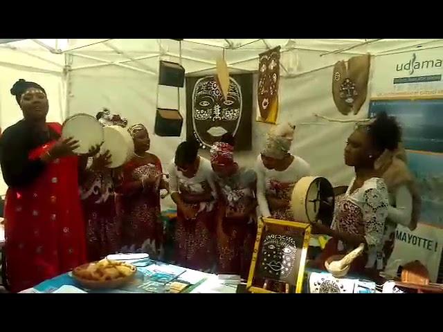 Le Réseau Udjama avec Madarassati Amalia au campus outre-mer