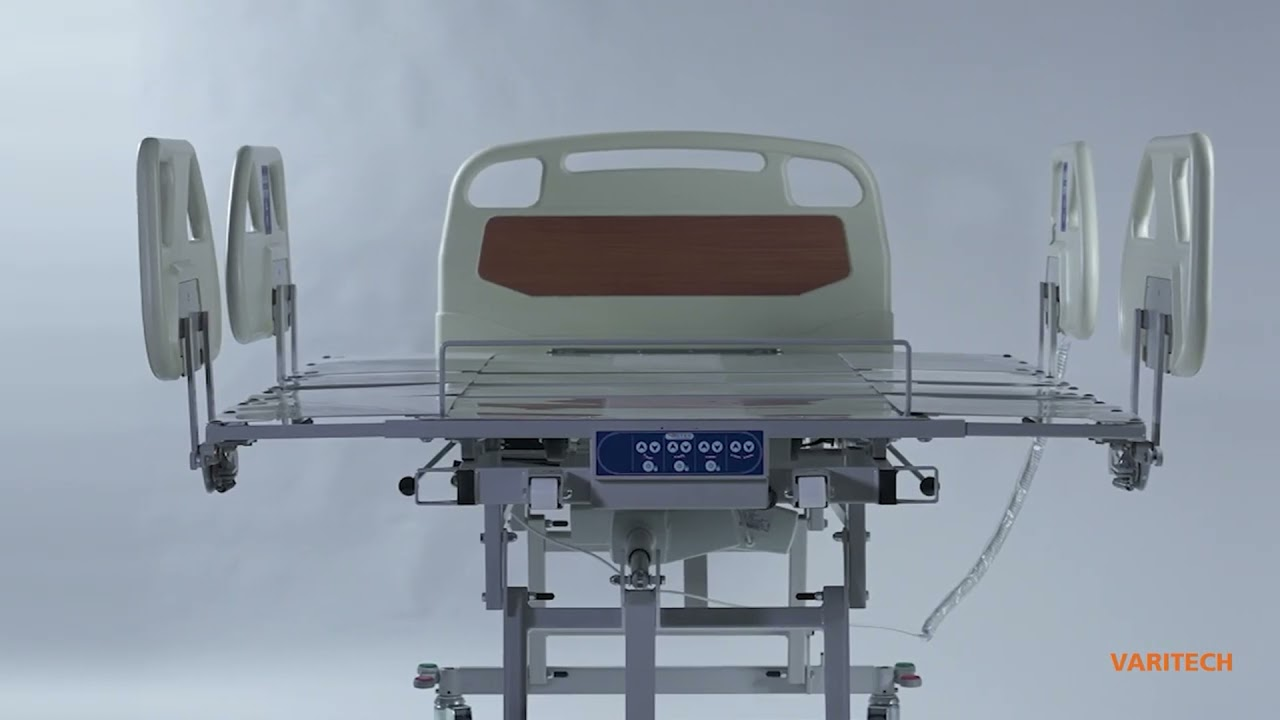 VariTech - Your Go-to Bariatric Bed for Long Term Care and Home Care