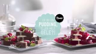Reklamefilm Piano -  Er du en pudding eller helt gelé?