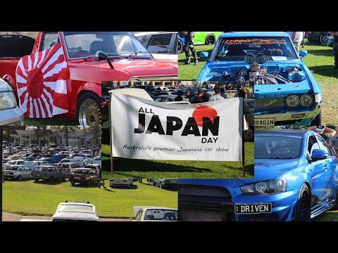 All Japan Day Car Show 2017, Adelaide Road Trip and Vlog