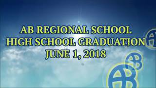 Acton Boxborough Regional High School Graduation June 1, 2018