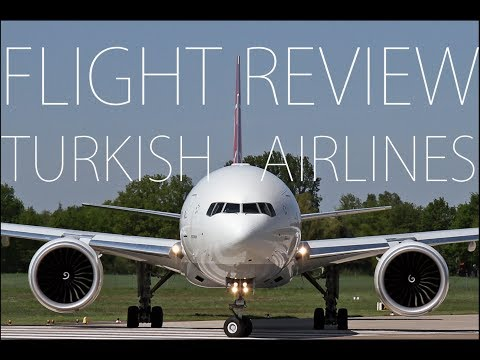 Turkish Airlines Flight Review: TK 6 | Chicago to Istanbul