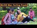 BLIND Man Farting Prank On Girls - In Kolkata - Pranks in India | By TCI