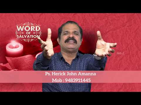 BiG-J Tv| Word of Salvation Msg By: Ps. John Amanna