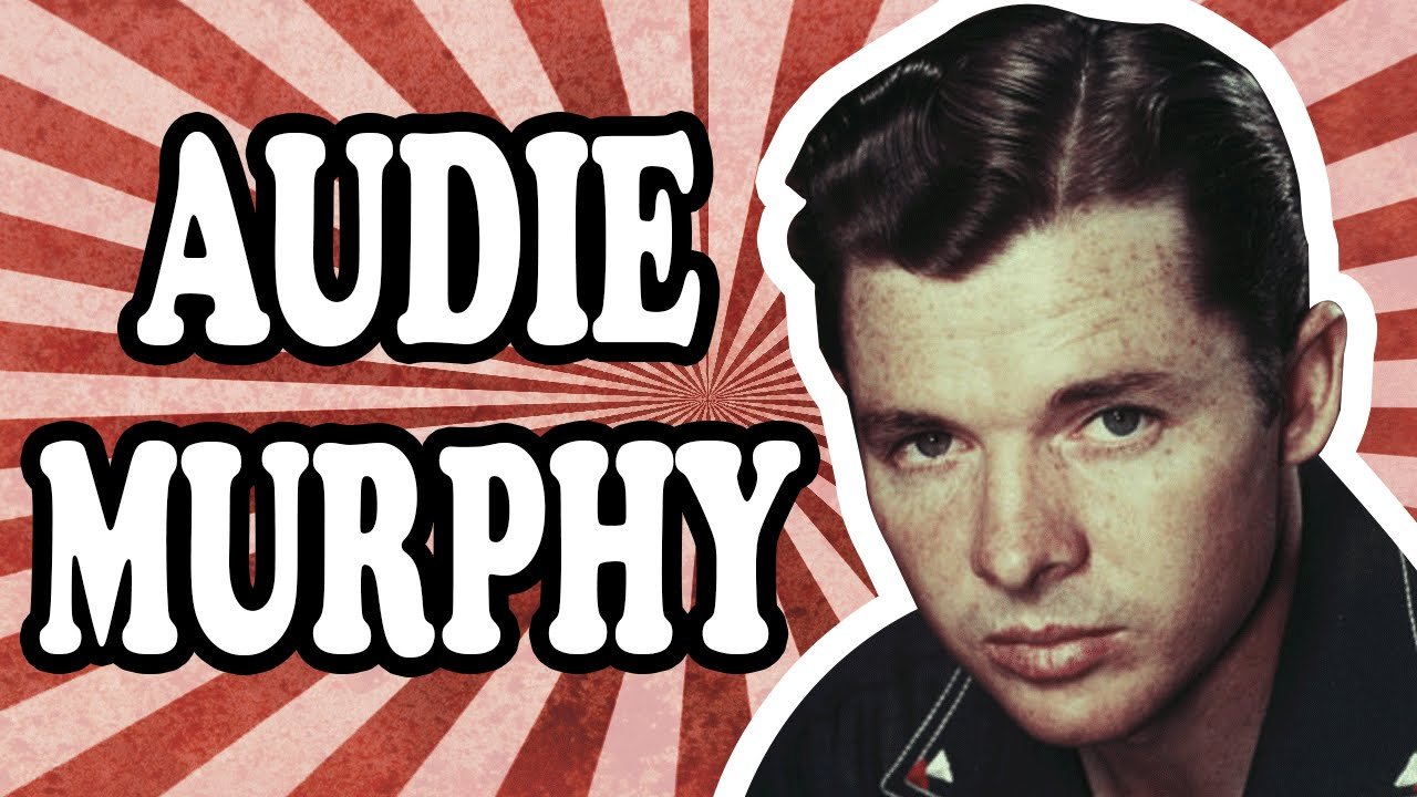 The Amazing Audie Murphy YouTube - Audie