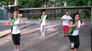 Timber (Step-Up Dance) by G8 Damian of Jesus (PE Examination)