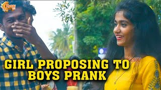 Girl Proposing To Boys Prank | Prank Show#30 | Kovai 360