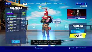 Fortnite Gameplay HD PS4 | Fortnite Squad Gameplay Livestream | Fortnite Neo Versa #6