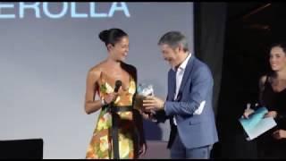 Premiazione di DANIELA FEROLLA - Premio PIO ALFERANO 2018