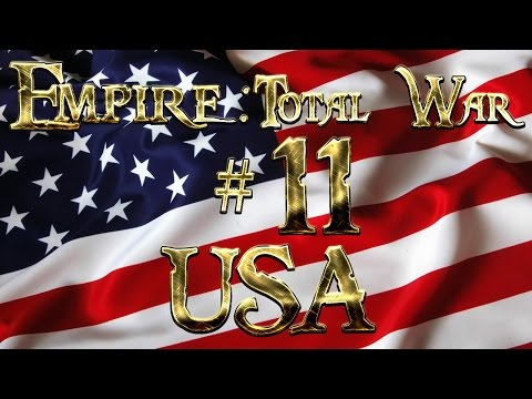 Lets Play - Empire Total War (DM)  - USA  - Marine Expeditionary Force...!! (11)