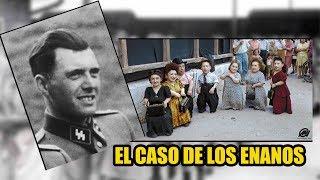 Los CRUELES experimentos NAZIS con enanos del Dr Mengele #Caso 20