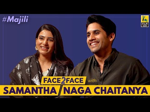 Naga Chaitanya And Samantha Interview With Baradwaj Rangan | Face 2 Face
