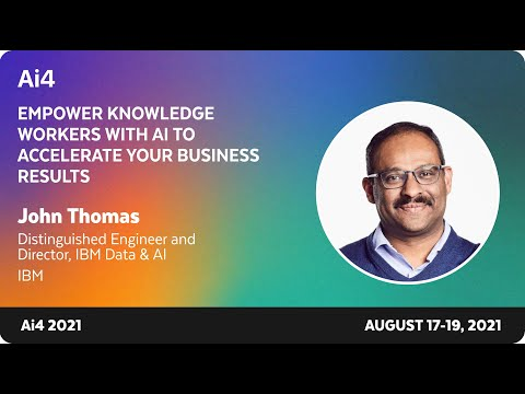 Empower Knowledge Workers with AI to Accelerate Your Business Results