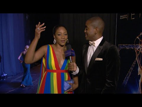 70th Emmy Awards: Backstage LIVE! with Tiffany Haddish