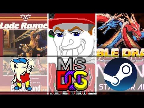 День 5: Lode Runner, Dave Dangerous 2, Double Dragon Neon
