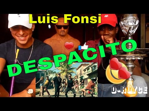 Luis Fonsi - Despacito ft. Daddy Yankee (OFFICIAL REACTION)