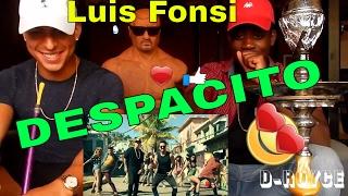 Baixar Luis Fonsi - Despacito ft. Daddy Yankee (OFFICIAL REACTION)