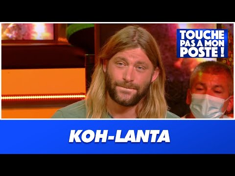 Arnaud revient sur son aventure dans 'Koh-Lanta'