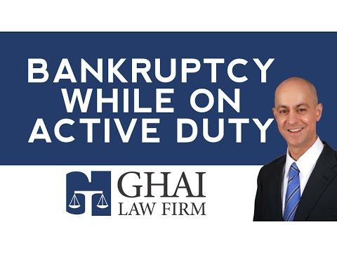 can-you-file-bankruptcy-while-on-active-duty?