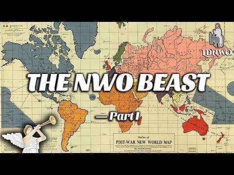 "Bible Prophecy ""NWO Map"" Explained 2016 - WW3 USA Endtime News"