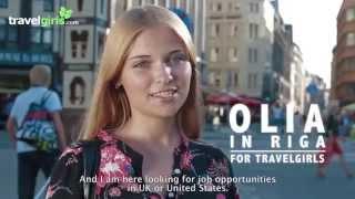 Olia in Riga – Travelgirls.com