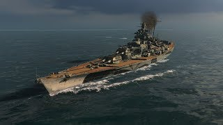 World of Warships-«Монтана»