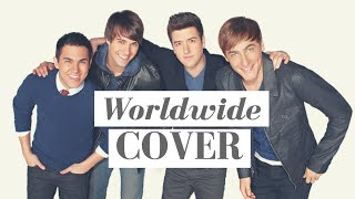 Worldwide - Big Time Rush COVER (Girl version) | Isabella Marie Gonzalez