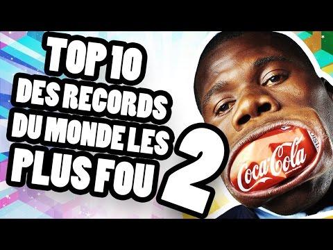TOP 10 DES RECORDS DU MONDE LES PLUS FOUS 2