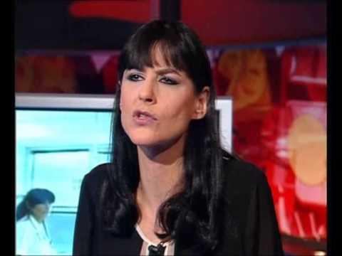 הילה אלרואי, חדשות 10 - איפה הפוליטיקאים? - YouTube
