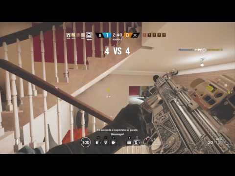 R6 - Mute GoD + Plays #Highlight