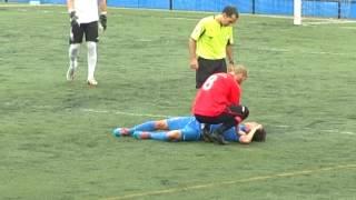 Resumen del encuentro de Tercera División CD Guadalcacín 3 - UD Roteña 1, Temp 2015/16