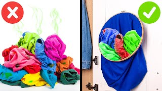 34 SIMPLE LIFE HACKS FOR YOUR HOME