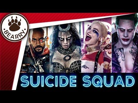 เจาะลึกประวัติข้อมูลของสมาชิก Suicide Squad 2016 ทีมพลีชีพซูเปอร์มหาวายร้ายเวอร์ชั่นComic