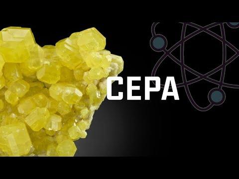 СЕРА - самый АДСКИЙ элемент! [ChemistryToday]