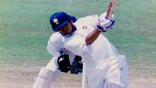 Teenage Tendulkar Scripts India's First Ever Cricket Win against South Africa **RAREST VIDEO EVER**