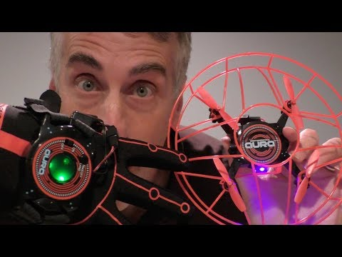 Aura Drone, TELEKINETIC Drone With Glove Controller, Full Review