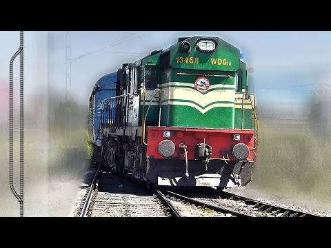 Endless WAIT Single Line Trains : Indian Railways