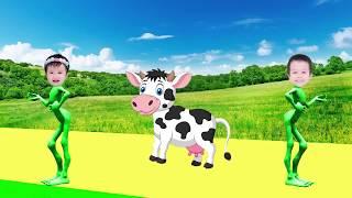 учить животных для малышей - животные для детей - видео развивающее #18