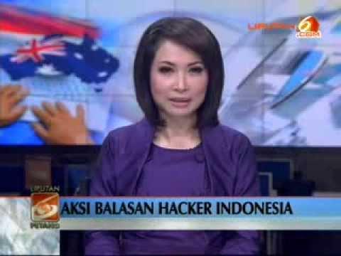 Aksi Balasan Hacker Indonesia