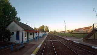 Rawson desde Tren (CIRCULACIÓN FERROVIARIA) |VUELTA|