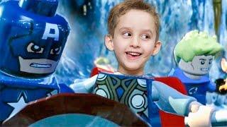 Derrotando o Gigante de Gelo - Lego Marvel Super Heroes #11 - Paulinho