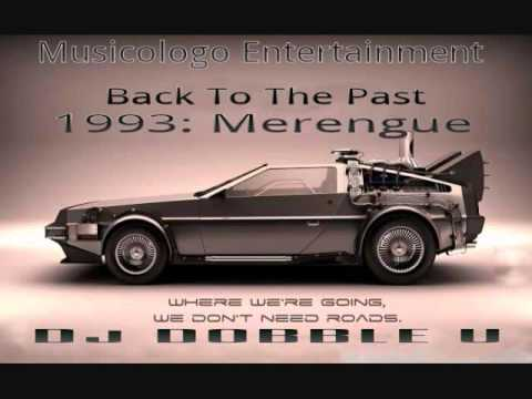 Dj DOBBLE U - Back To The Past [1993] Merengue